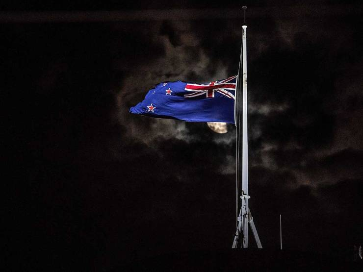 New Zealand national flag is flown at half-mast 20190315_resources1